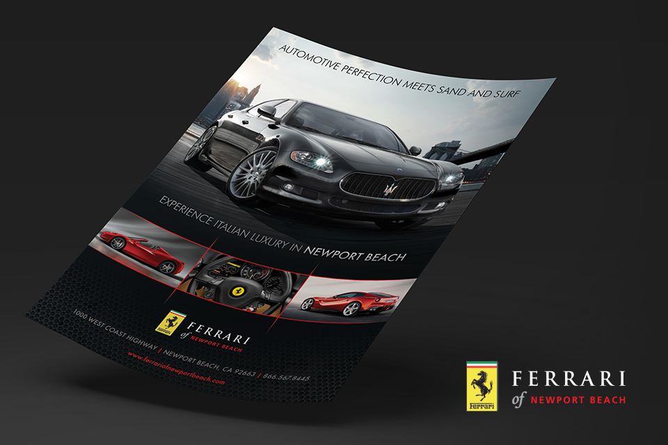 ferrari of newport beach eyenovation multimedia. Cars Review. Best American Auto & Cars Review