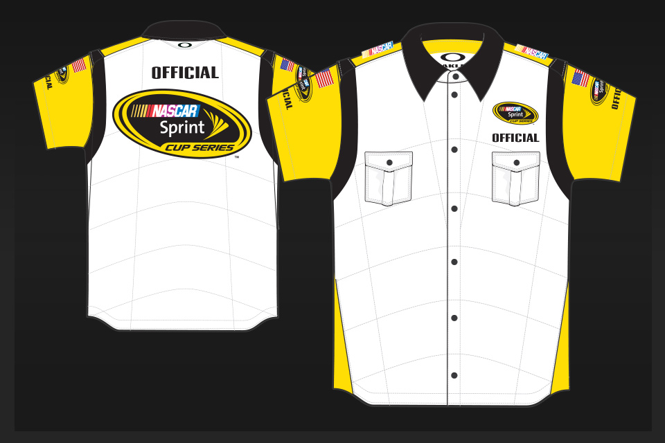 NASCAR Official Uniforms