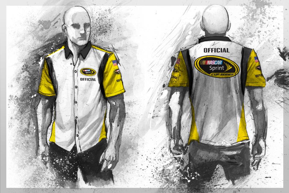 NASCAR Official Uniforms